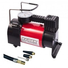 Minicompresor 12V 120W 35L/min Raider Power Tools