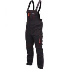 YT-80408 Pantaloni de lucru cu pieptar marimea M YATO