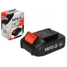 YATO Acumulator Li-ion 18 V 2 Ah