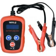 Aparat de testare acumulatori Yato YT-83113